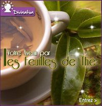 Divination Feuilles de The