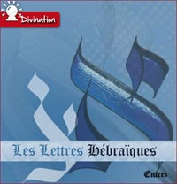 Divination Lettres Hebraiques
